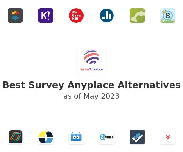 Best Survey Anyplace Alternatives