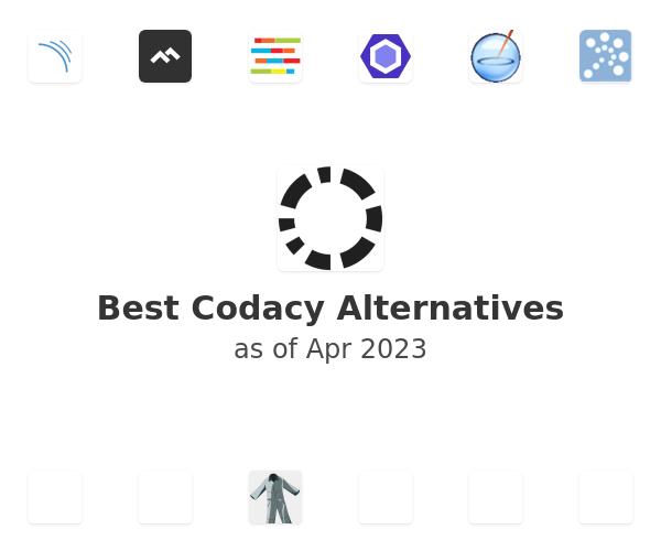 Best Codacy Alternatives