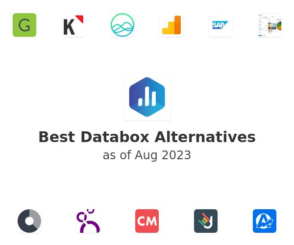Best Databox Alternatives
