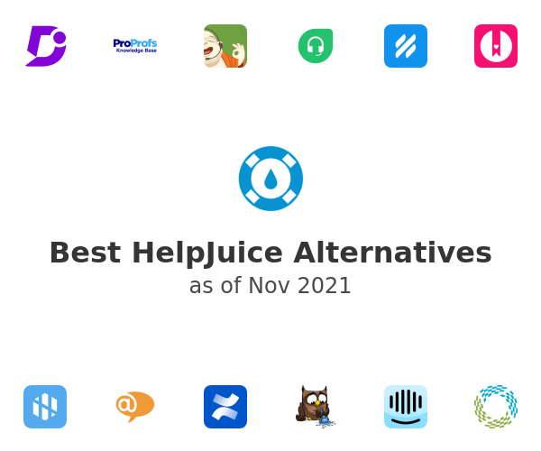 Best HelpJuice Alternatives