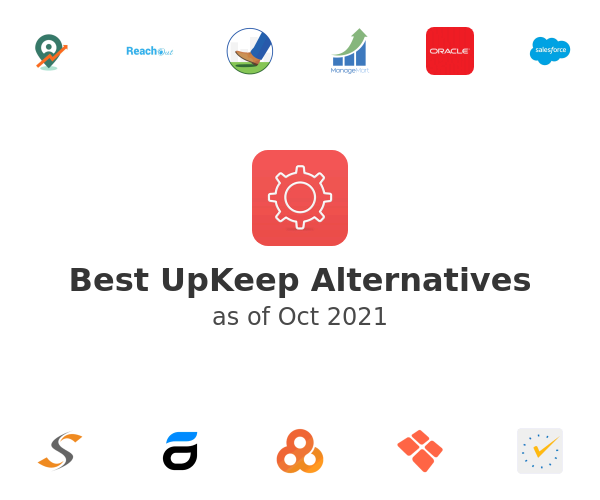 Best UpKeep Maintenance Alternatives