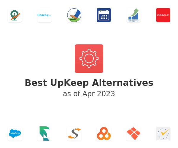 Best UpKeep Alternatives