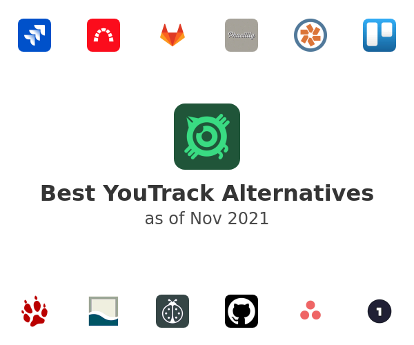 Best YouTrack Alternatives