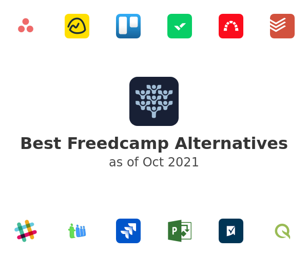 Best Freedcamp Alternatives