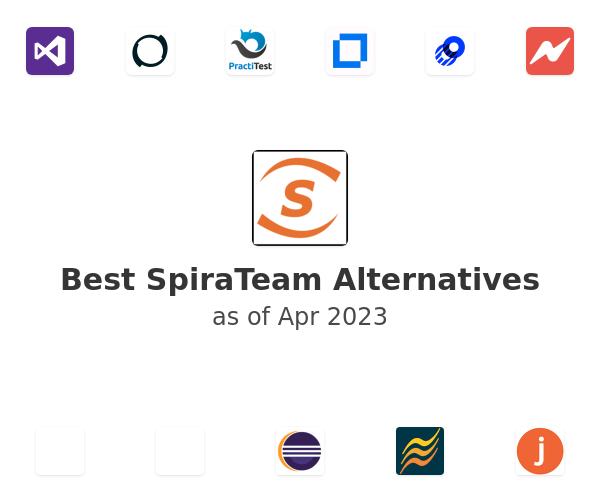 Best SpiraTeam Alternatives