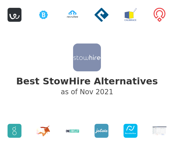 Best StowHire Alternatives