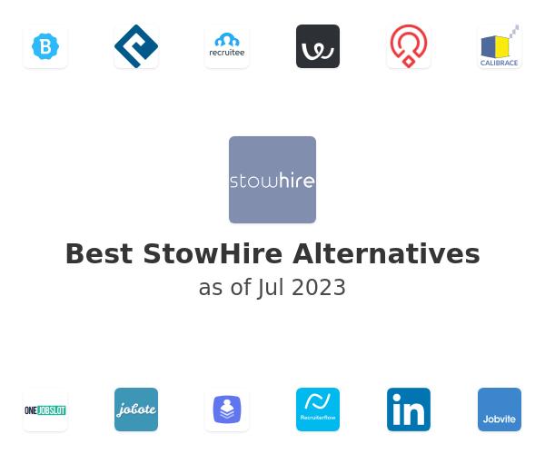 Best StowHire Alternatives