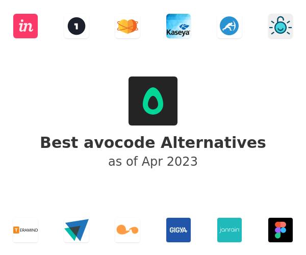 Best avocode Alternatives