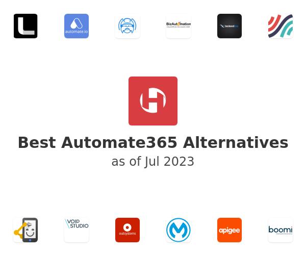 Best Automate365 Alternatives