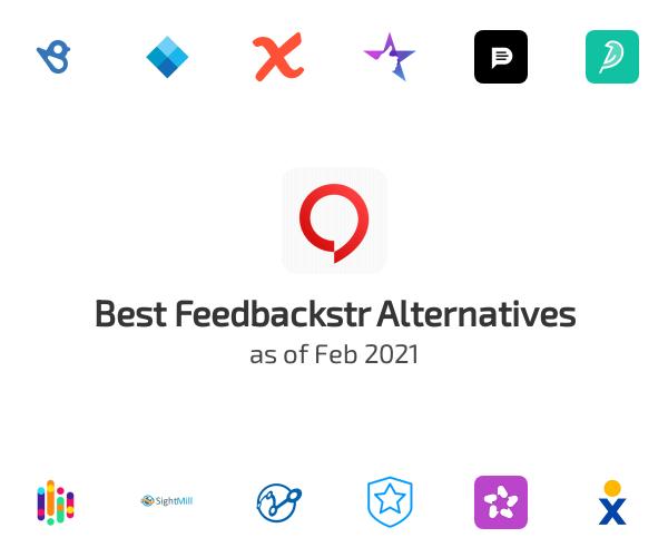 Best Feedbackstr Alternatives