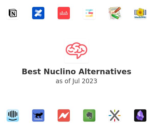 Best Nuclino Alternatives