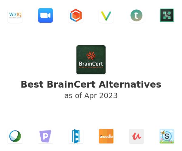Best BrainCert Alternatives