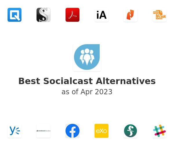 Best Socialcast Alternatives