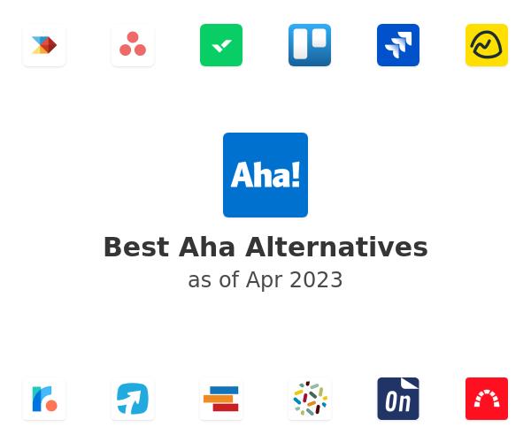 Best Aha Alternatives