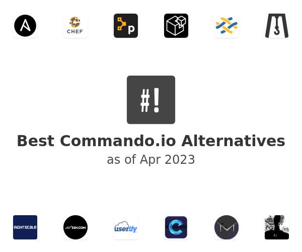 Best Commando.io Alternatives