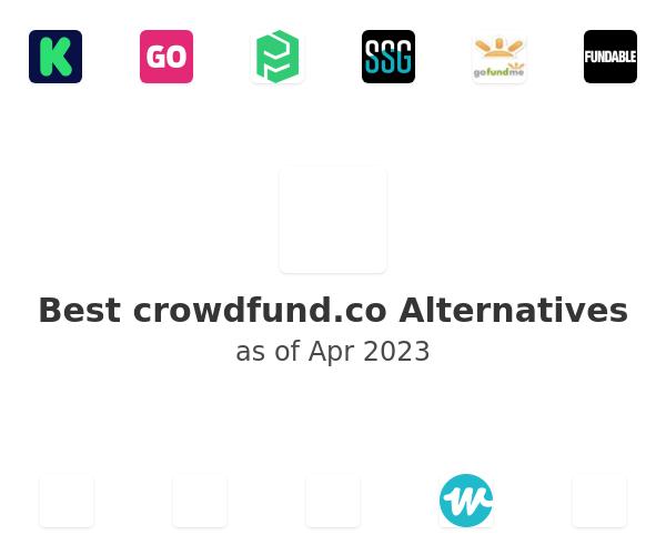 Best crowdfund.co Alternatives