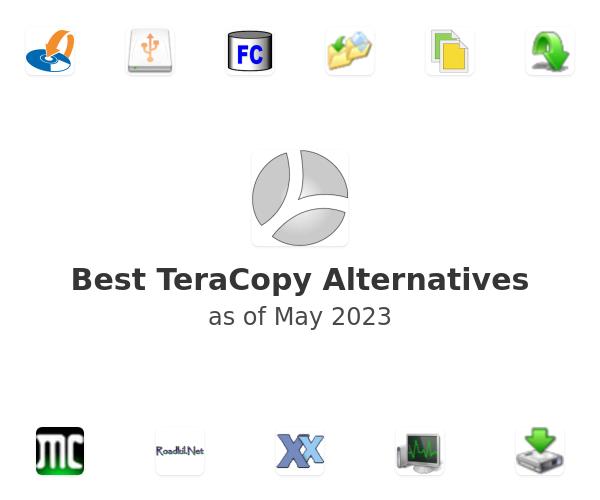 Best TeraCopy Alternatives