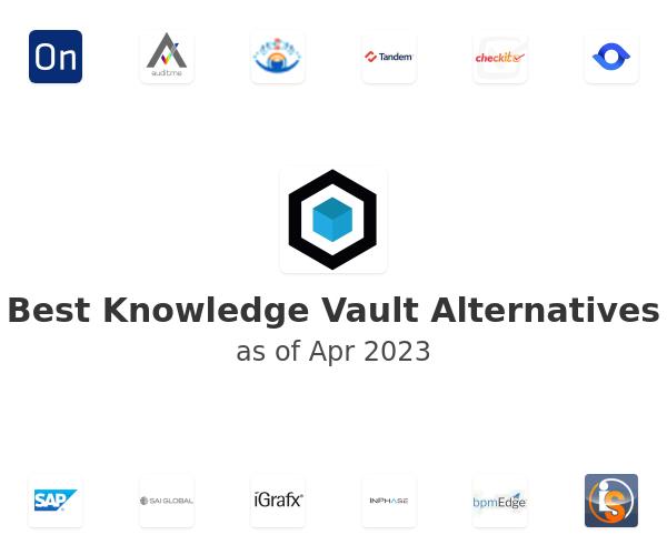 Best Knowledge Vault Alternatives