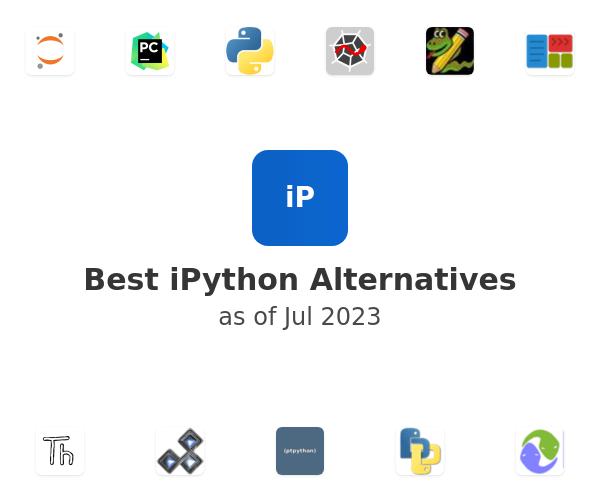 Best iPython Alternatives