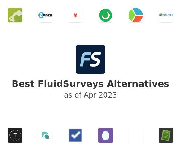 Best FluidSurveys Alternatives