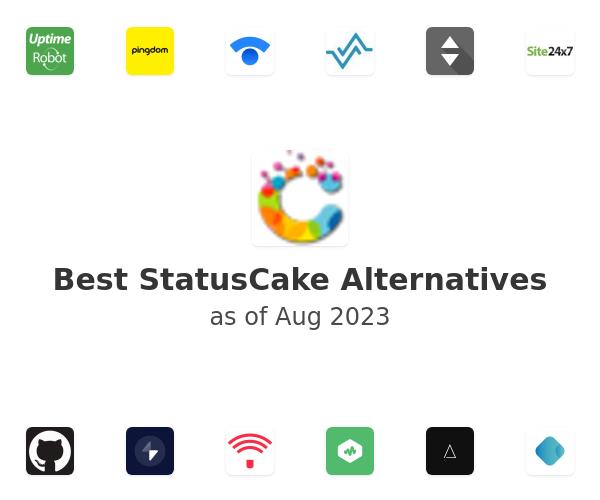 Best StatusCake Alternatives