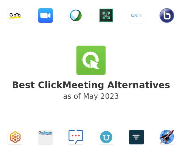 Best ClickMeeting Alternatives