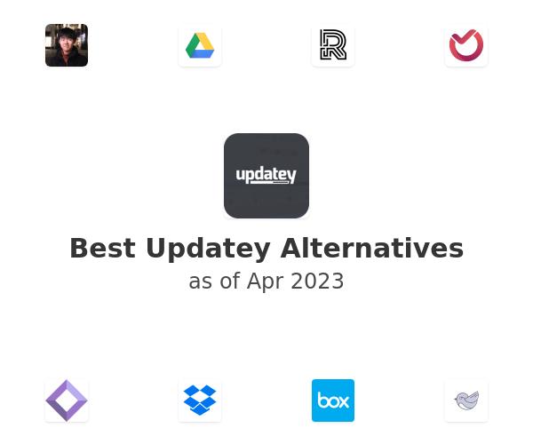 Best Updatey Alternatives