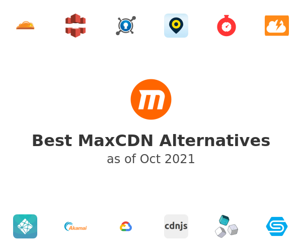 Best MaxCDN Alternatives
