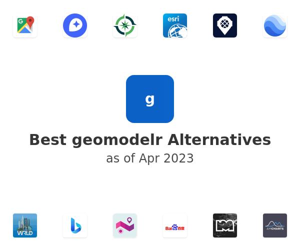 Best geomodelr Alternatives