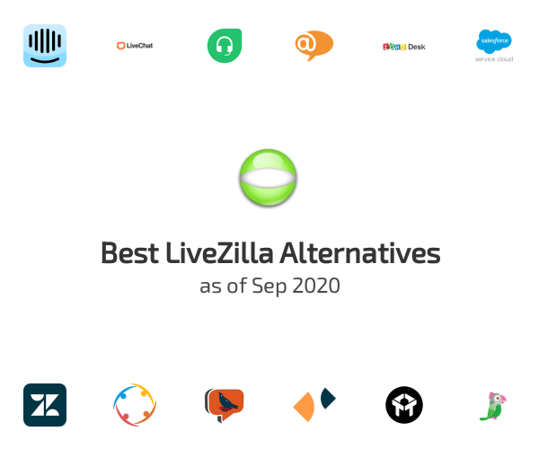Best LiveZilla Alternatives