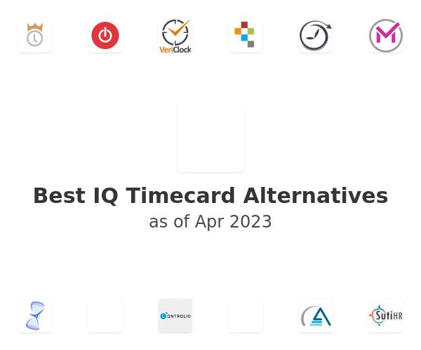 Best IQ Timecard Alternatives