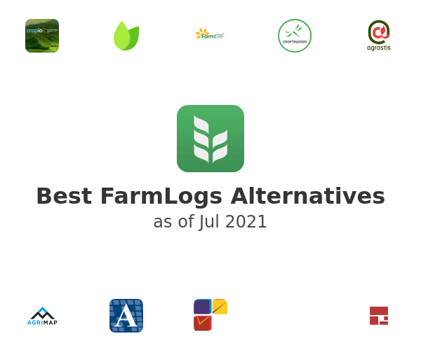 Best FarmLogs Alternatives