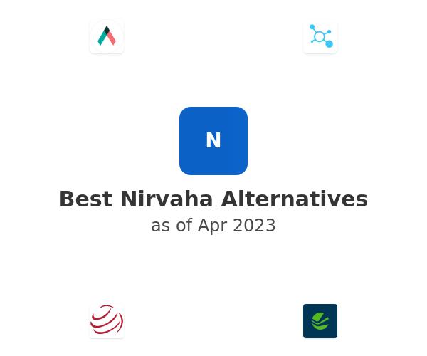 Best Nirvaha Alternatives