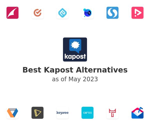 Best Kapost Alternatives