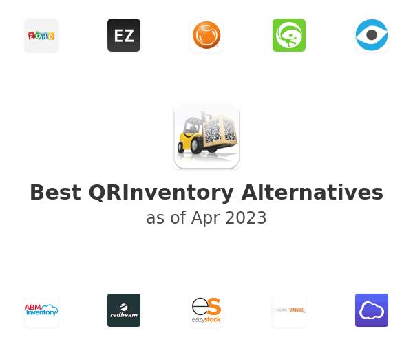 Best QRInventory Alternatives