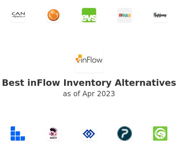 Best inFlow Inventory Alternatives