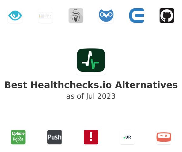 Best Healthchecks.io Alternatives