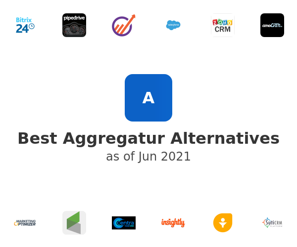 Best Aggregatur Alternatives