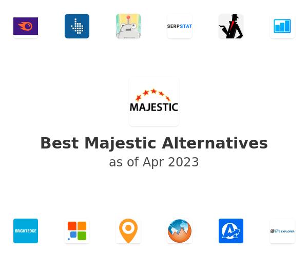Best Majestic Alternatives