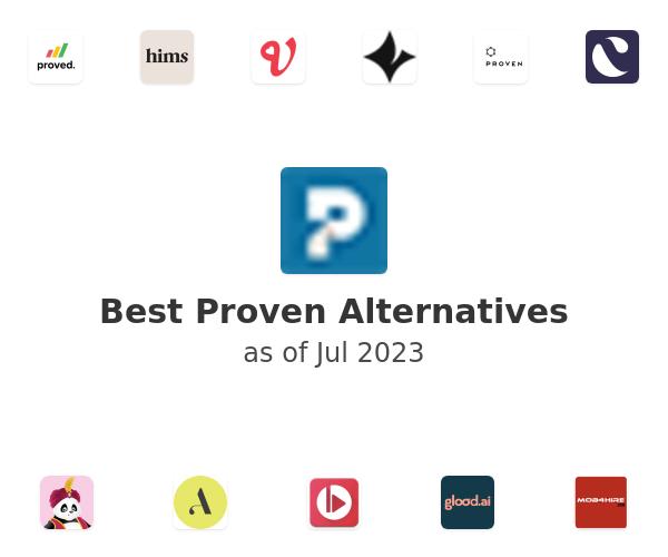 Best Proven Alternatives