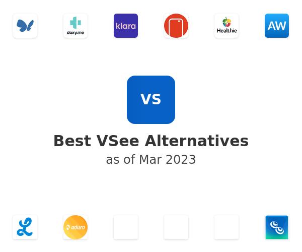 Best VSee Alternatives