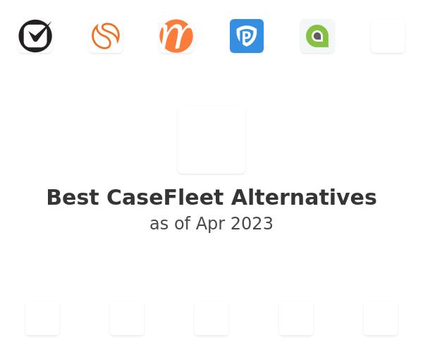 Best CaseFleet Alternatives