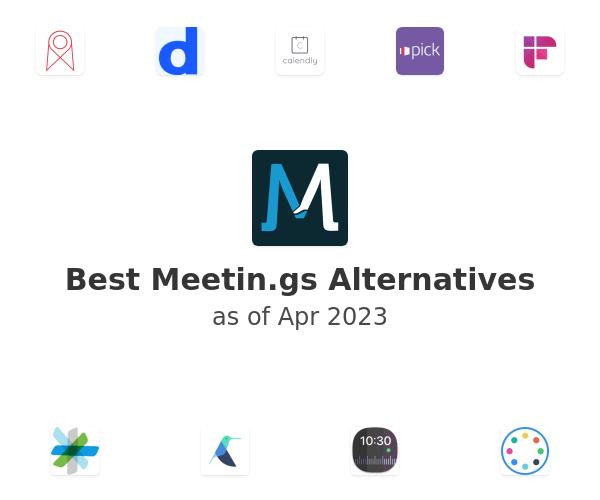 Best Meetin.gs Alternatives