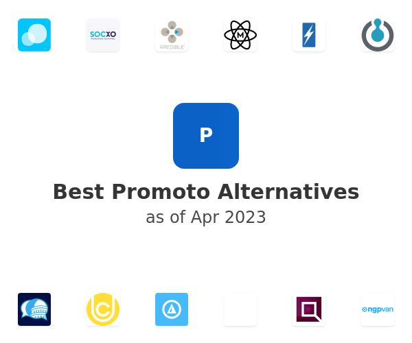 Best Promoto Alternatives
