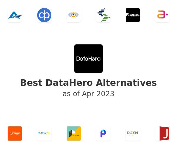 Best DataHero Alternatives