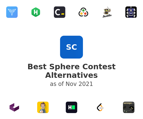Best Sphere Contest Alternatives