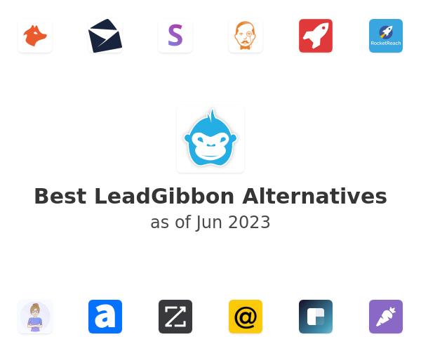 Best LeadGibbon Alternatives