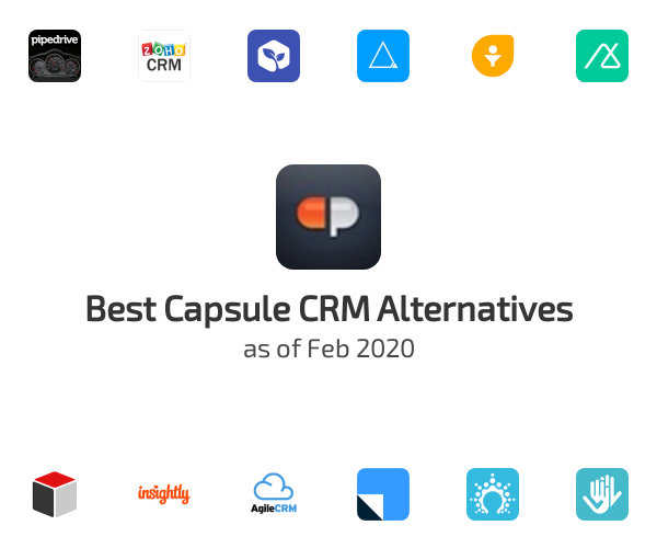 Best Capsule CRM Alternatives
