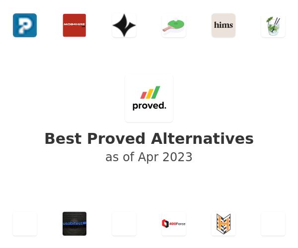Best Proved Alternatives