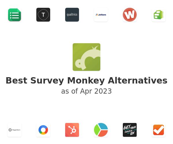 Best Survey Monkey Alternatives